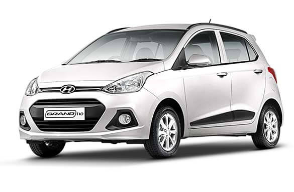 Hyundai i10 Self drive Car Rental in Goa