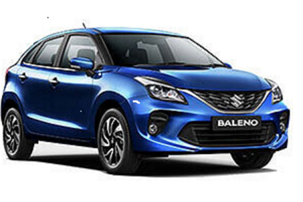 Maruti Suzuki Baleno Self drive Car Rental in Goa