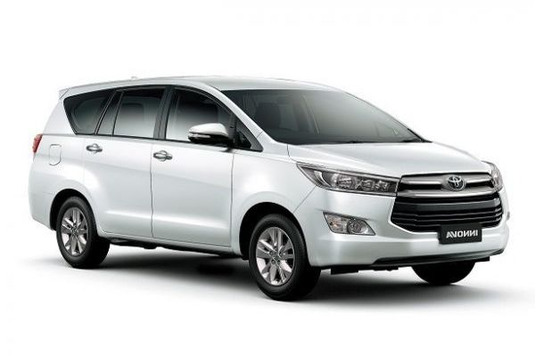 Toyota Innova Self drive Car Rental in Goa